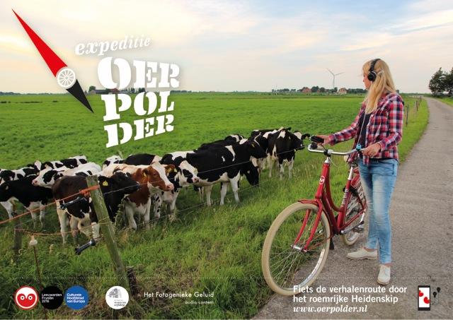 Expeditie Oerpolder poster